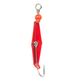 0RBM-RED - Clarkspoon Size 0 - Red - Clarkspoon Fishing Lures