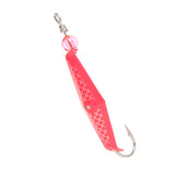 0RBM-PKFS - Clarkspoon Size 0 - Pink w/ Fish Scale - Clarkspoon Fishing Lures