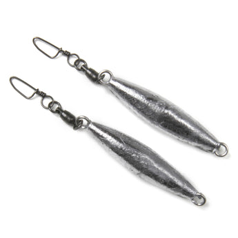Ball Bearing Trolling Sinker BBTS-15  1.5 oz. - 2 Pack - Clarkspoon Fishing Lures