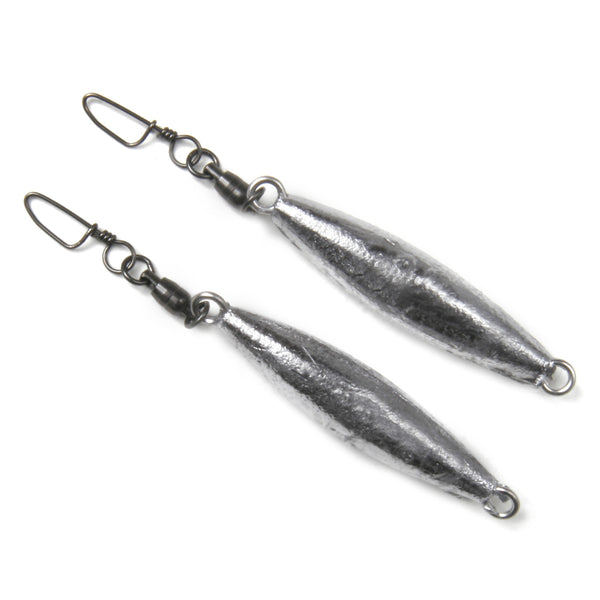 Ball Bearing Trolling Sinker BBTS-2  2 oz. - 2 Pack - Clarkspoon Fishing Lures