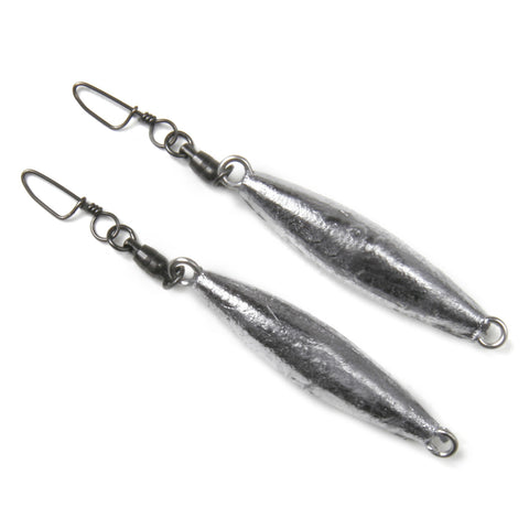 Ball Bearing Trolling Sinker BBTS-2  2 oz. - 2 Pack