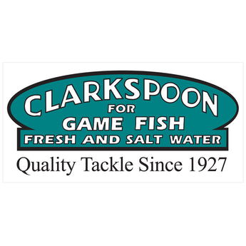 DECAL-CLARK - Clarkspoon Color Decal - Clarkspoon Fishing Lures