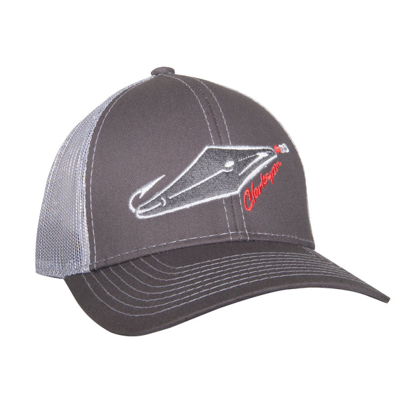 Clarkspoon Original Spoon Trucker Hat - Clarkspoon Fishing Lures