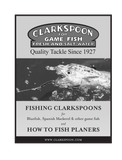 Planer Kit PK1-0RBMS - Clarkspoon Fishing Lures