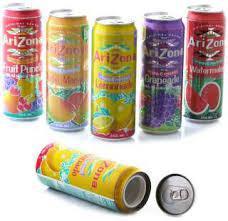 Arizona Stash Can