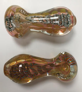 "4"" Thick Nut Hand Pipe"