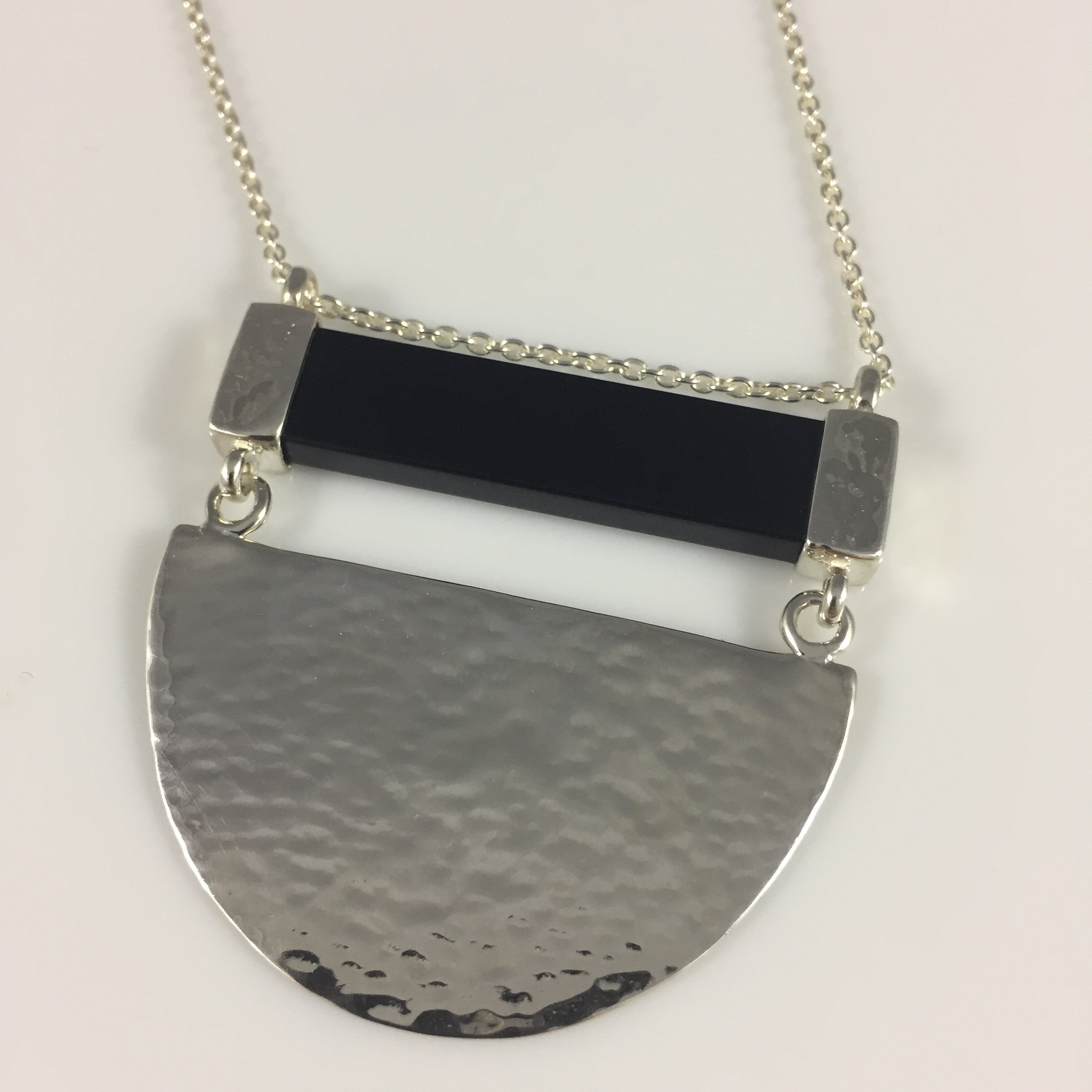 Silpada n3439 modern contrast necklace silverquest designs silpada n3439 modern contrast necklace aloadofball Images