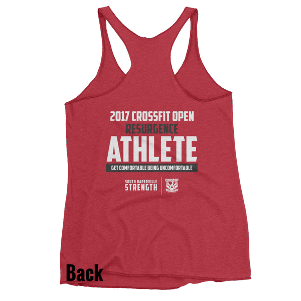 Resurgence Phys. Ed OPEN ATHLETE Women's tank top