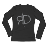 RD: Rob Diesel Ladies' Long Sleeve T-Shirt