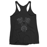 RD: Rob Diesel Women's Racerback (Next Level) Tank