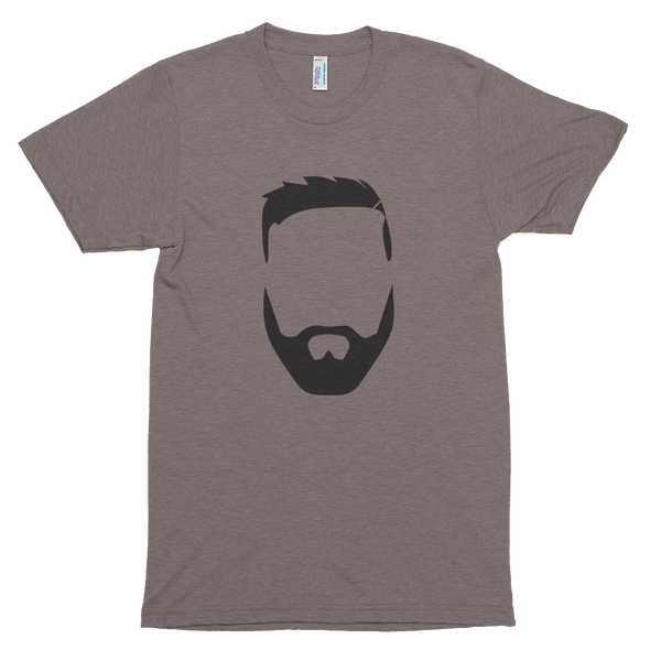 Robby Face Tri-Blend American Apparel (with small RD logo on back) Short sleeve soft t-shirt