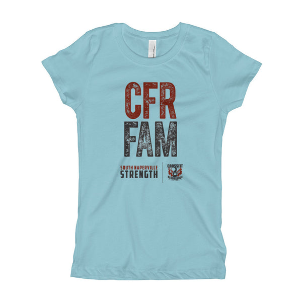 CFR FAM Youth/Girl's T-Shirt