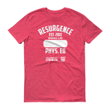 Resurgence Phys. Ed Gym Class Unisex T-Shirt (front print only)