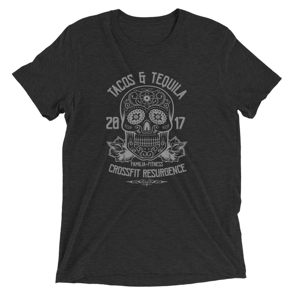 Tacos & Tequila 2017 Short sleeve t-shirt