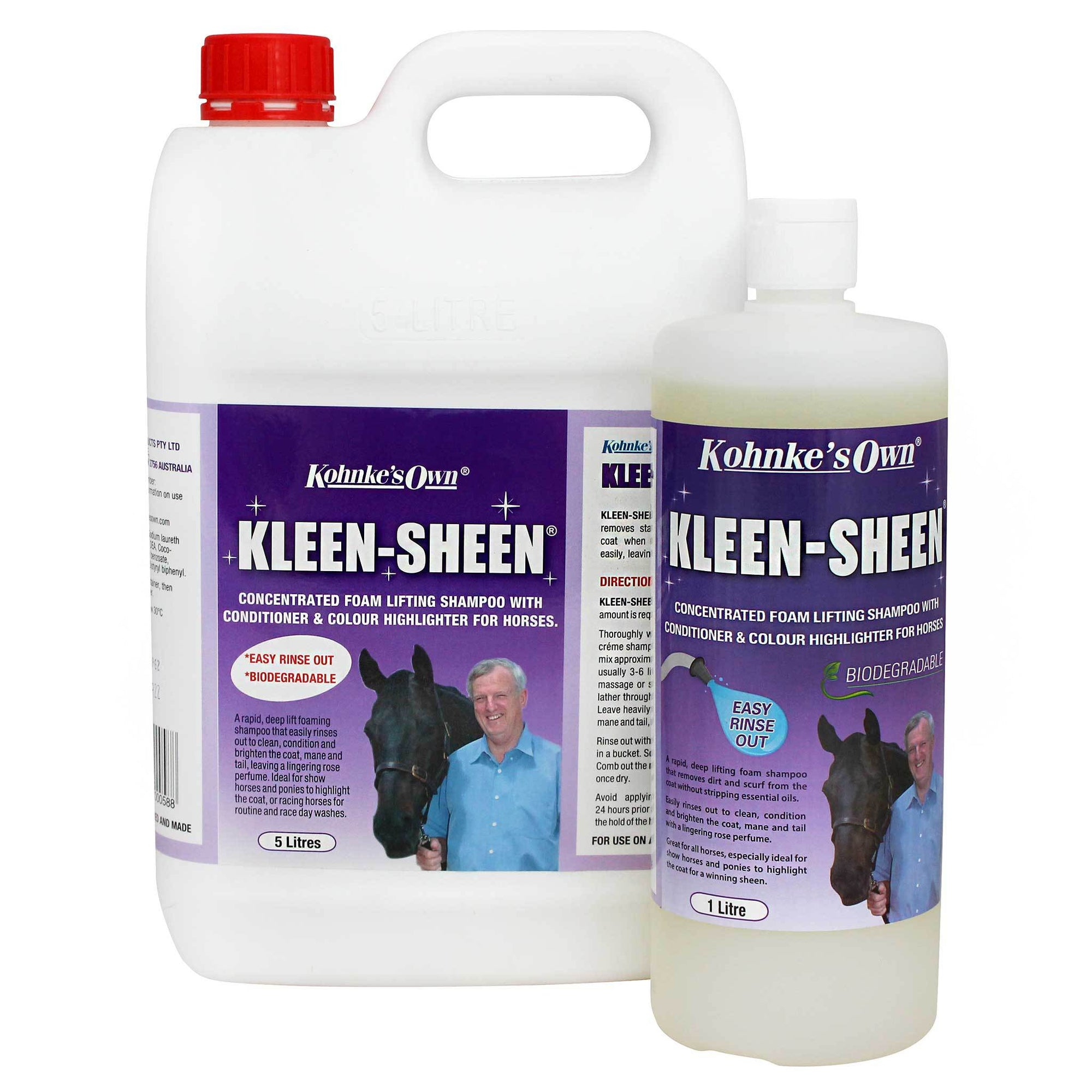 Kohnke's Own Kleen-Sheen Shampoo