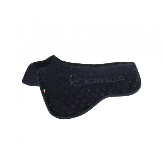 Acavallo Louvre Spine Free Silicone Memory Half Pad Dressage