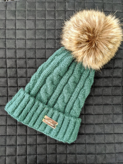 HLH Equestrian Apparel Luxe Winter Beanie