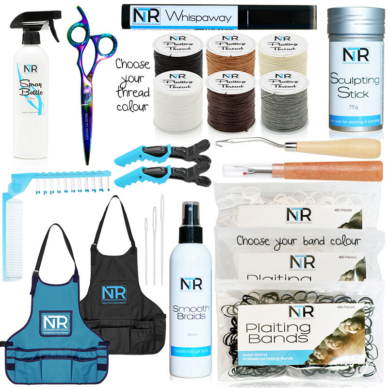 NTR Premium Plaiting Kit
