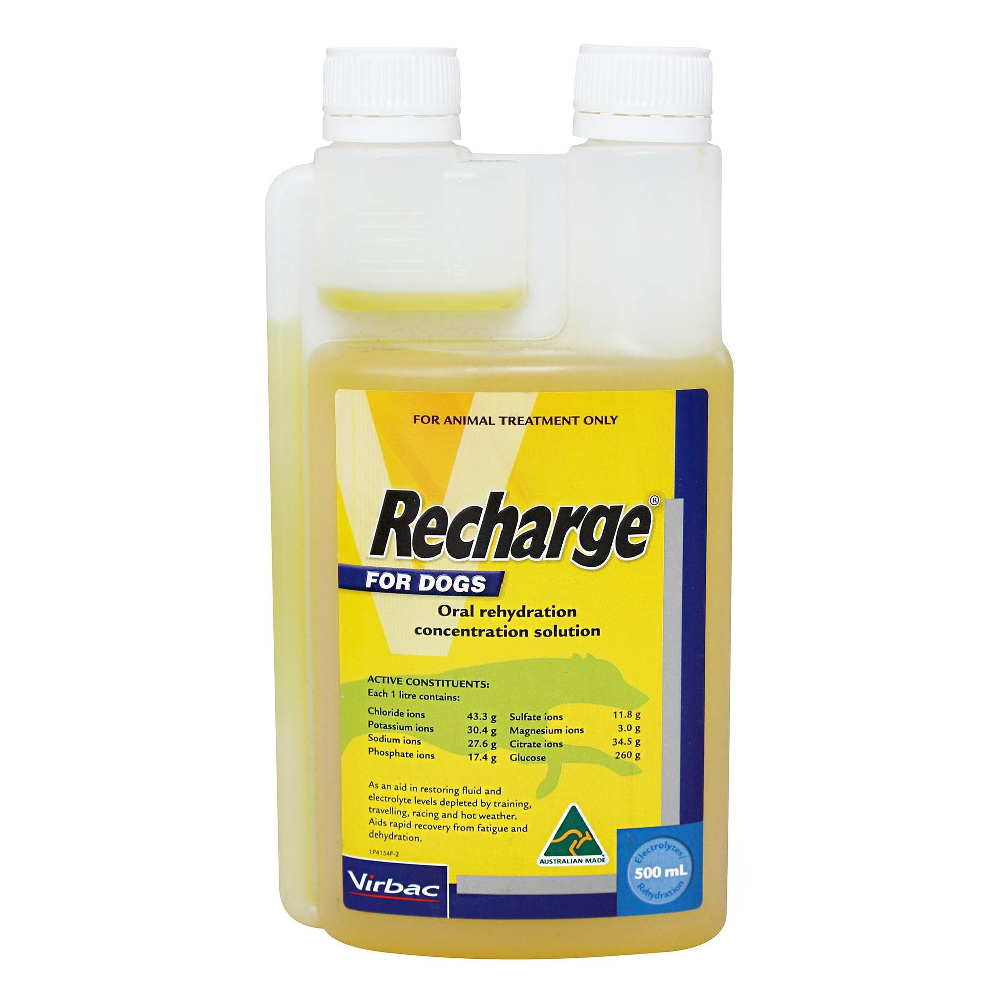 Virbac Recharge for Dogs 1ltr