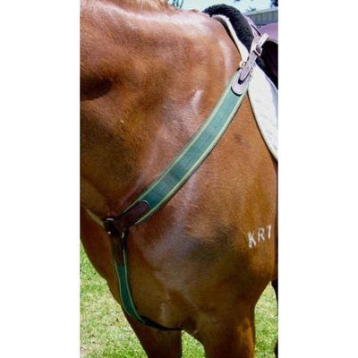 Anthony Thomas Signature Range Elastic Y-Breastplate-Southern Sport Horses-Southern Sport Horses