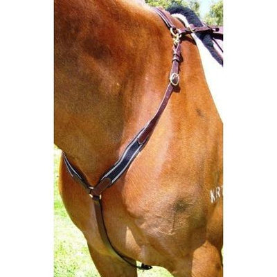 Anthony Thomas Signature Range Stockmans Breastplate-Southern Sport Horses-Southern Sport Horses