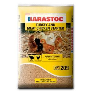 Barastoc Turkey and Meat Chicken Starter-Barastoc-Southern Sport Horses