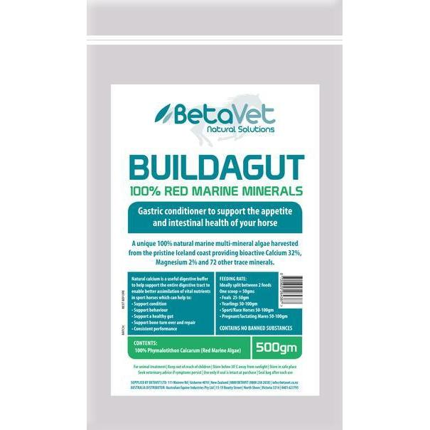 BetaVet BuildaGut-supplement-Southern Sport Horses
