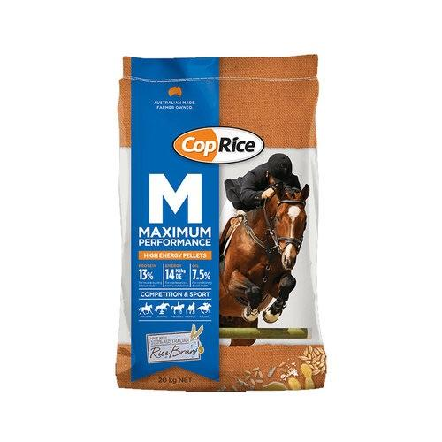 CopRice M Maximum Performance Pellets 20kg-feed-Southern Sport Horses