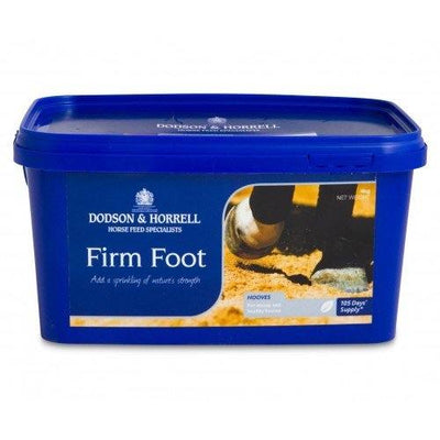 DODSON & HORRELL Firm Foot 4kg-Herbal Supplement-Southern Sport Horses