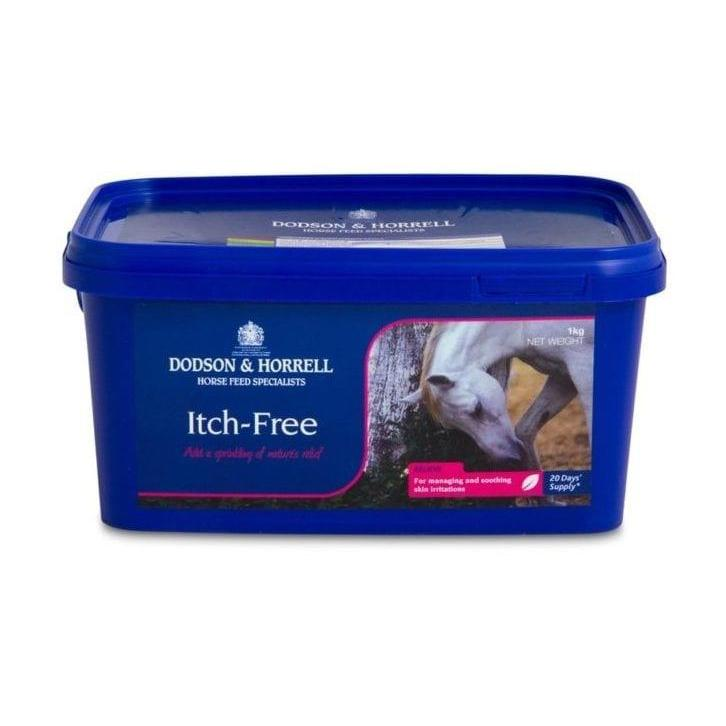 DODSON & HORRELL Itch-Free 1kg-Herbal Supplement-Southern Sport Horses