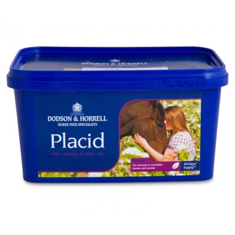 DODSON & HORRELL Placid 1kg-Herbal Supplement-Southern Sport Horses