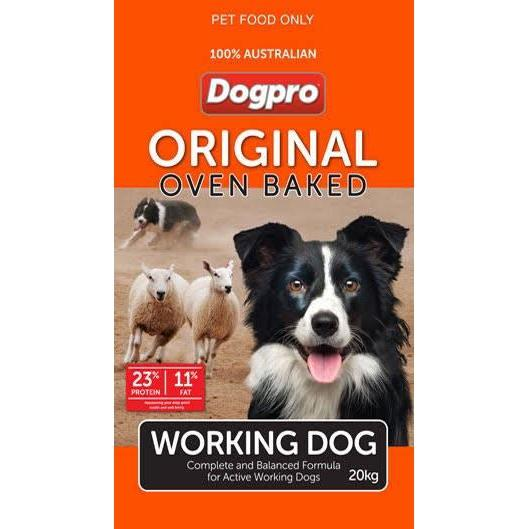 Dogpro Working Dog-Dog Food-Southern Sport Horses