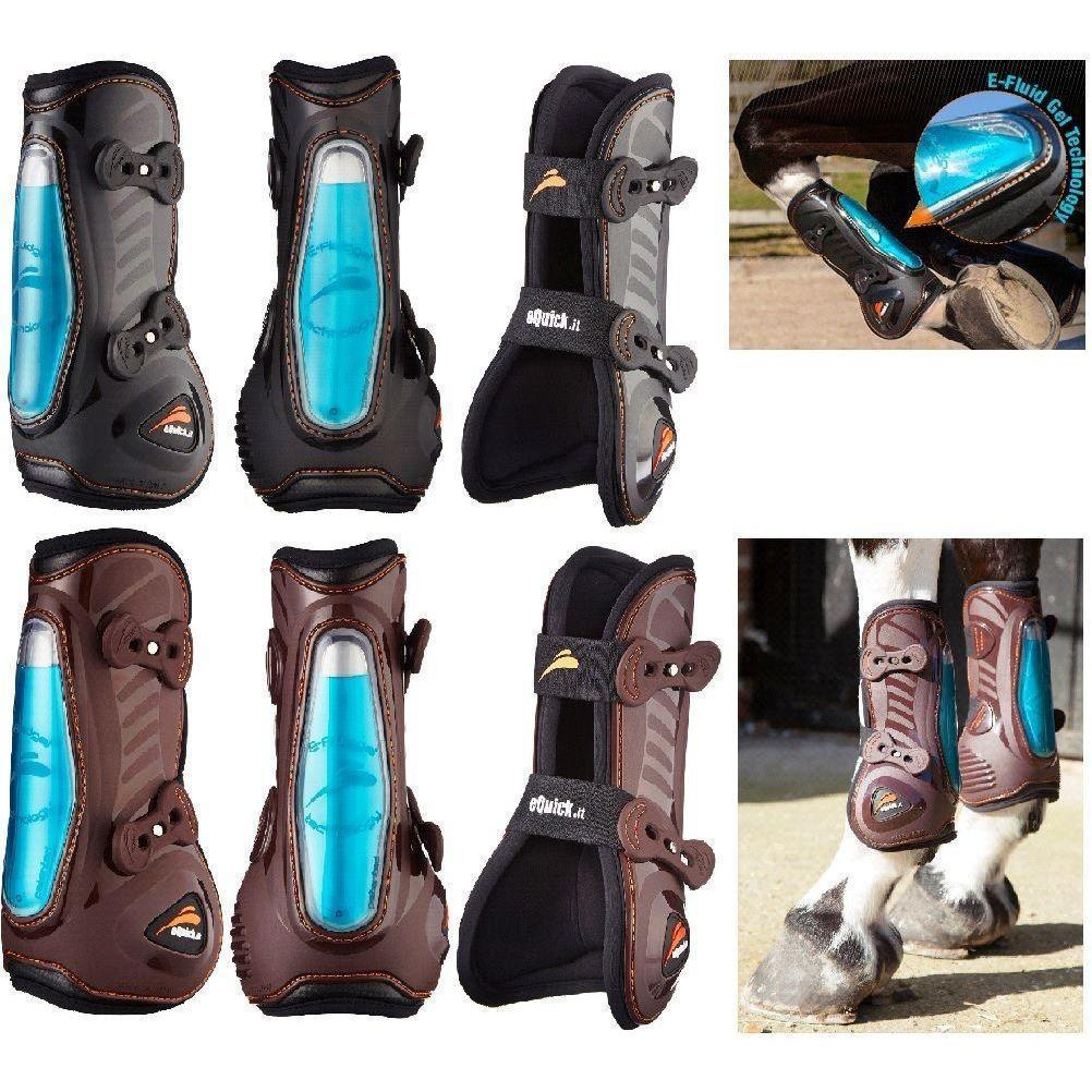 eQuick eShock Tendon Boots-eQuick-Southern Sport Horses