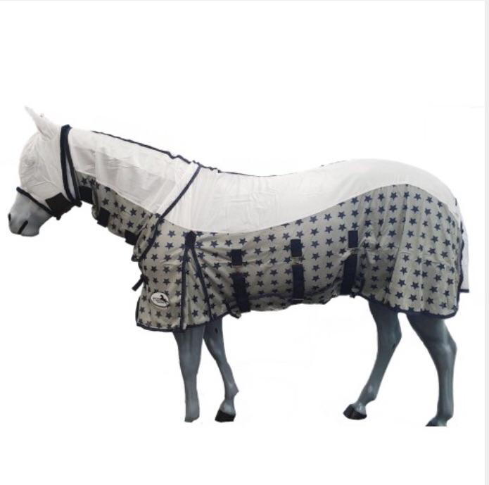Equidor Fly Mesh Combo with Fly Mask-rug-Southern Sport Horses