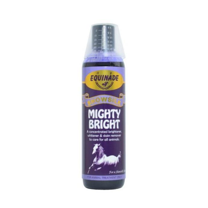 Equinade Showsilk Mighty Bright-Shampoo-Southern Sport Horses