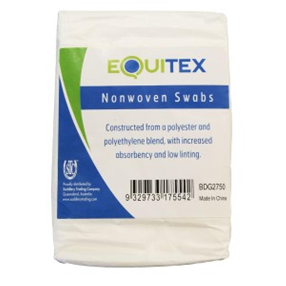 Equitex Nonwoven Swabs-swabs-Southern Sport Horses
