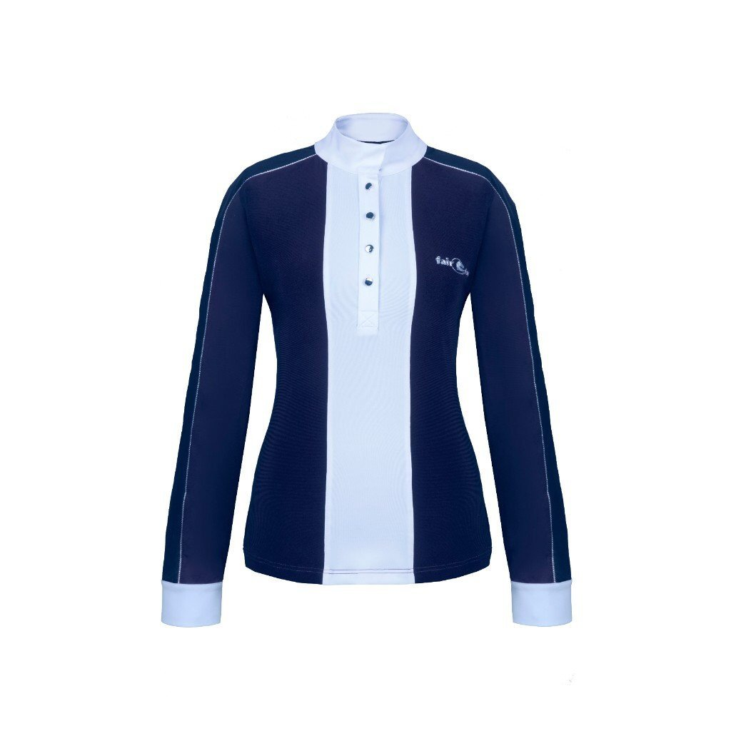 Fair Play Claire Long Sleeve Shirt-Show shirt-Southern Sport Horses