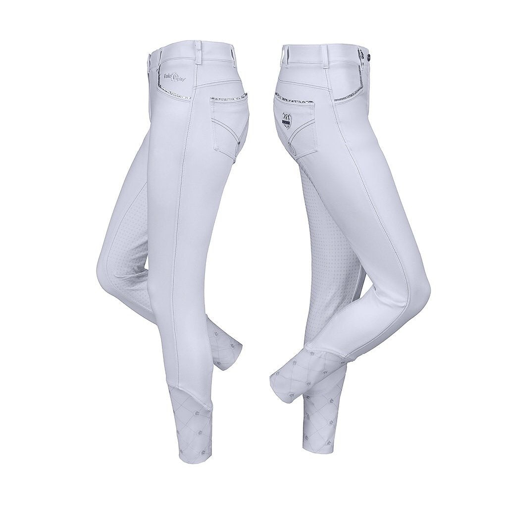 Fair Play Cleo Silicon Full Seat Breeches-breeches-Southern Sport Horses