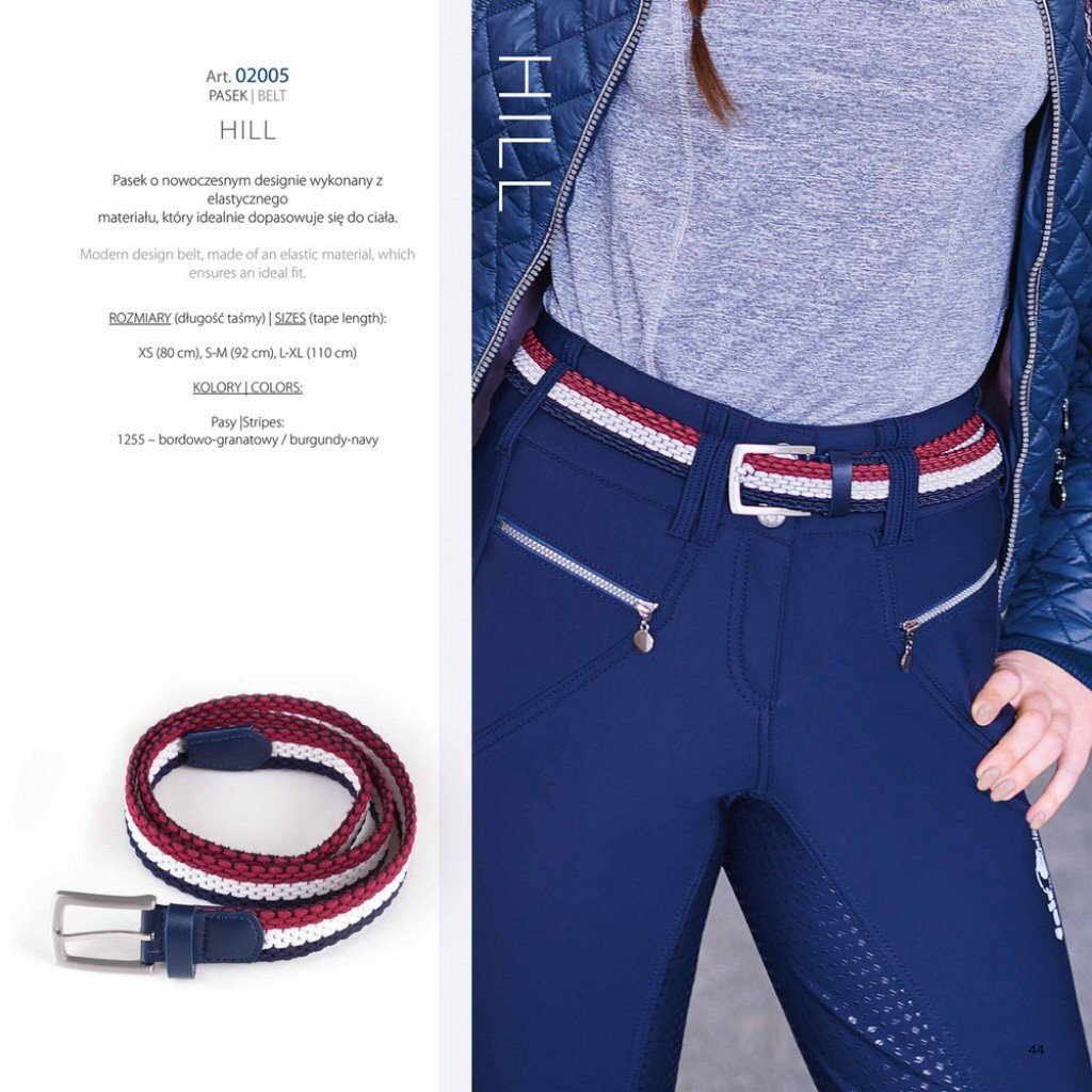 Fair Play Hill Stretch Belt-Belt-Southern Sport Horses