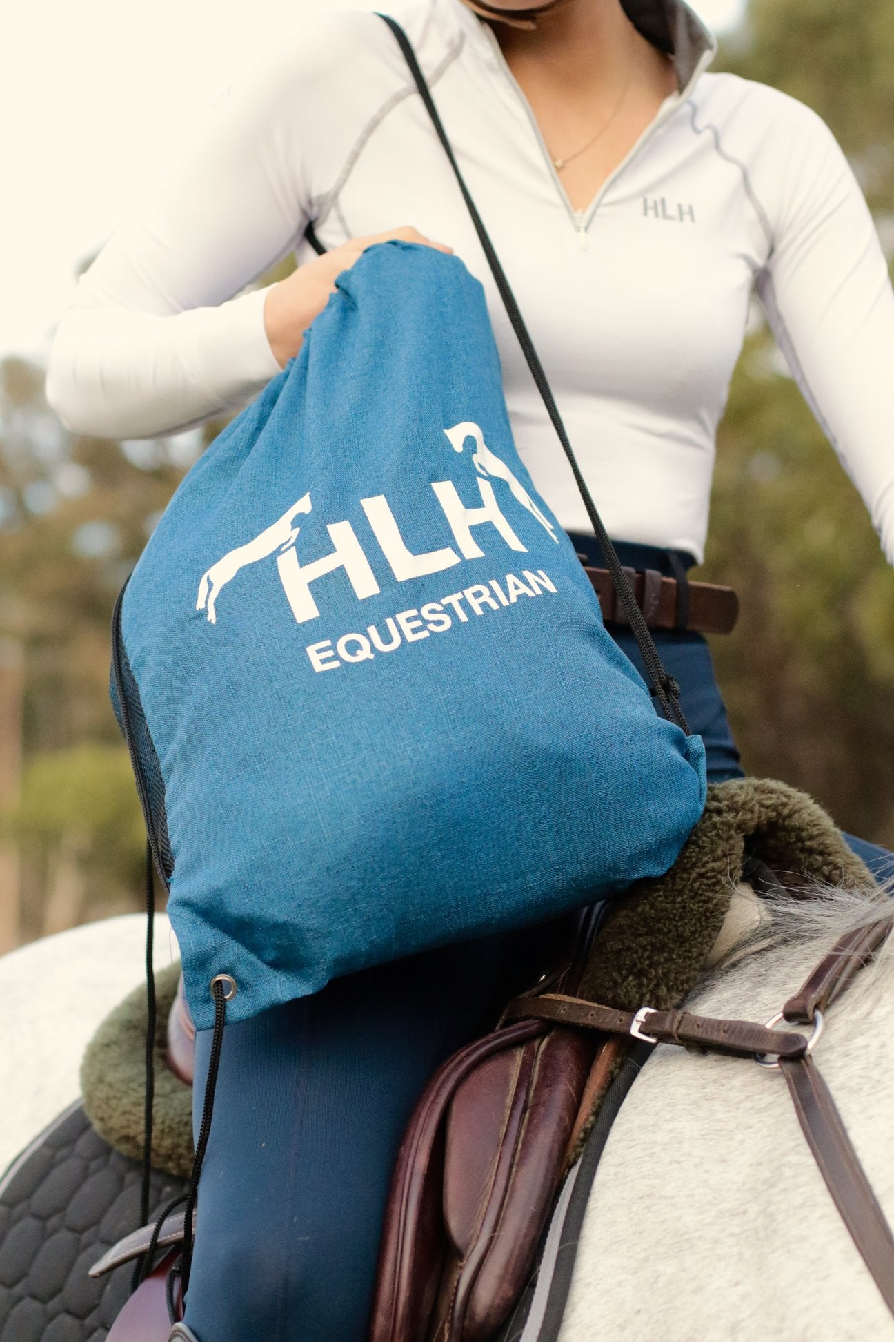 Hlh Equestrian Apparel Gear Bags Southern Sport Horses