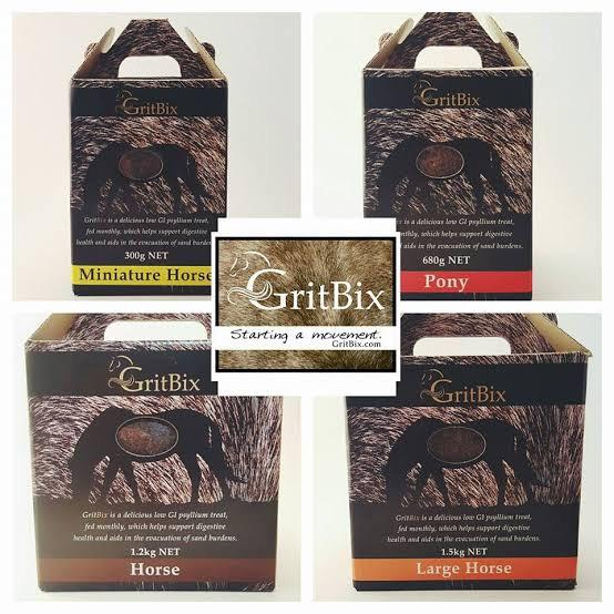 Gritbix-Supplement-Southern Sport Horses
