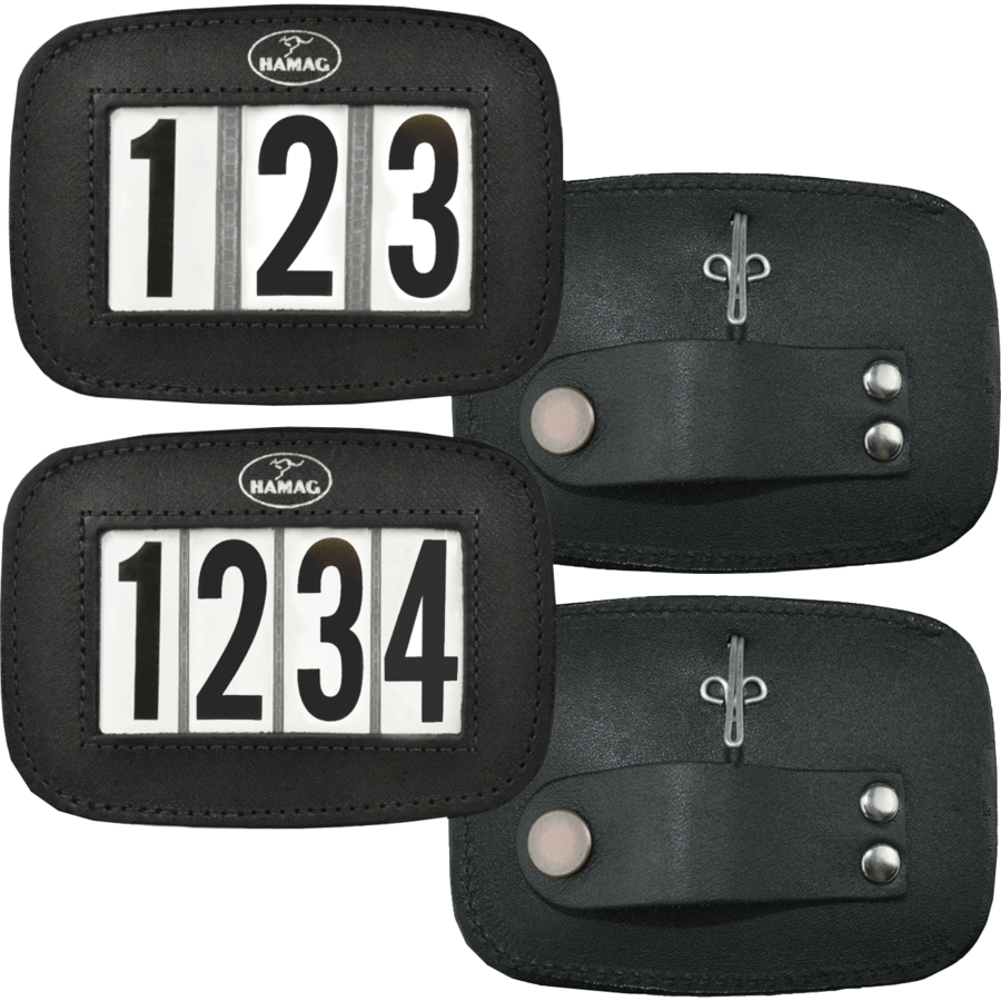 Hamag Original Bridle Number Holder-Bridle Number Holder-Southern Sport Horses