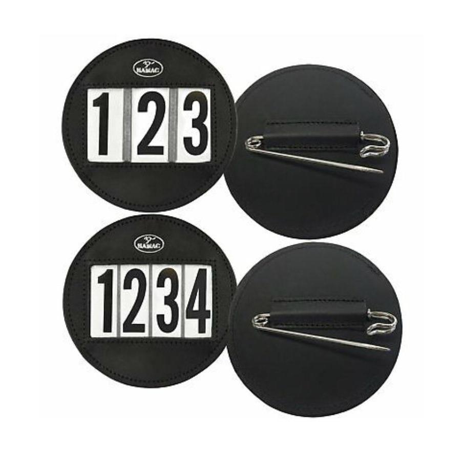 Hamag Round Saddlecloth Number Holder-Number Holder-Southern Sport Horses