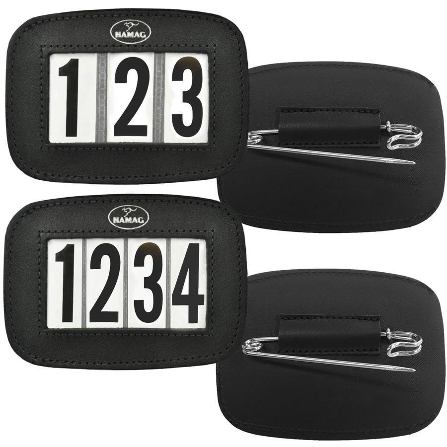 Hamag Saddle Cloth Number Holder-Number Holder-Southern Sport Horses