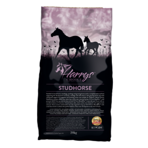Harry's Choice Studhorse-feed-Southern Sport Horses