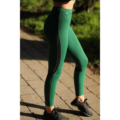 HLH Equestrian Apparel Active Equestrian Leggings-Leggings-Southern Sport Horses
