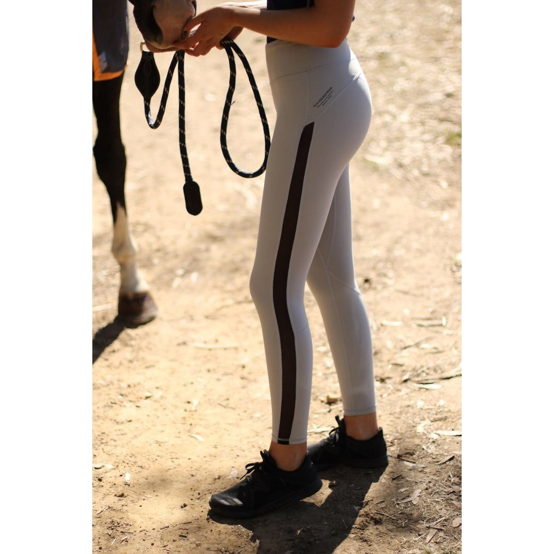 HLH Equestrian Apparel Comfort First Leggings-Leggings-Southern Sport Horses