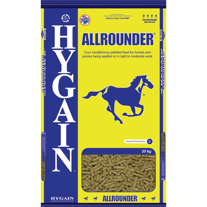 Hygain Allrounder 20kg-feed-Southern Sport Horses