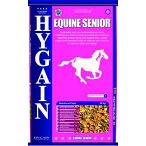 Hygain Equine Senior 20kg-feed-Southern Sport Horses