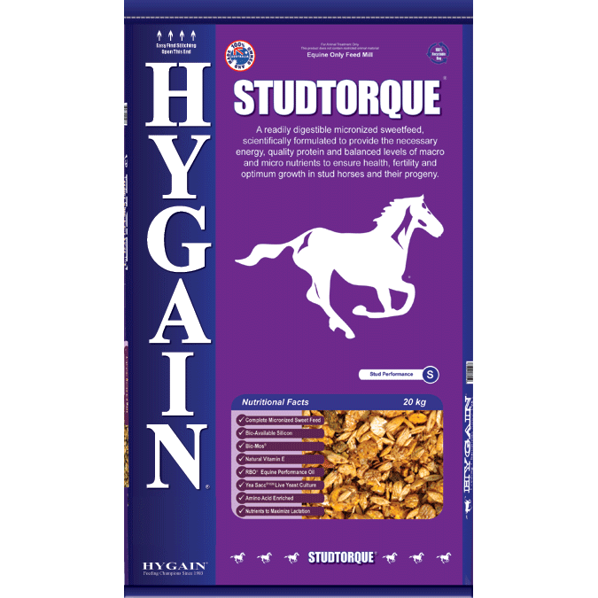 Hygain Studtorque 20kg-feed-Southern Sport Horses